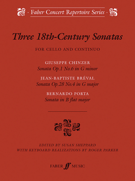 Three 18th Century Sonatas