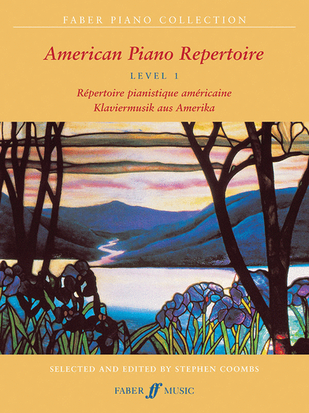 American Piano Repertoire, Level 1, Level 1