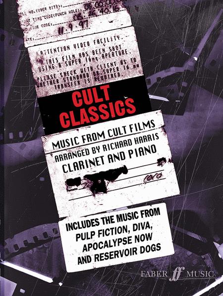 Cult Classics for Clarinet