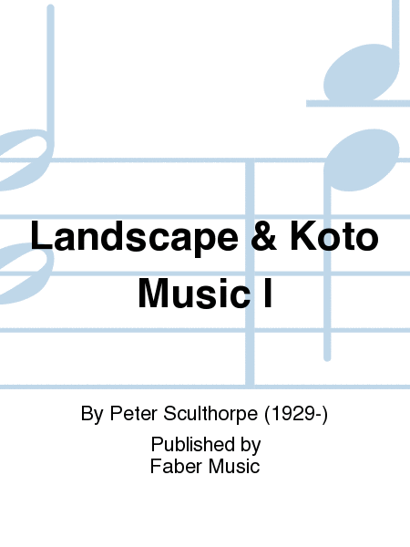 Landscape & Koto Music I