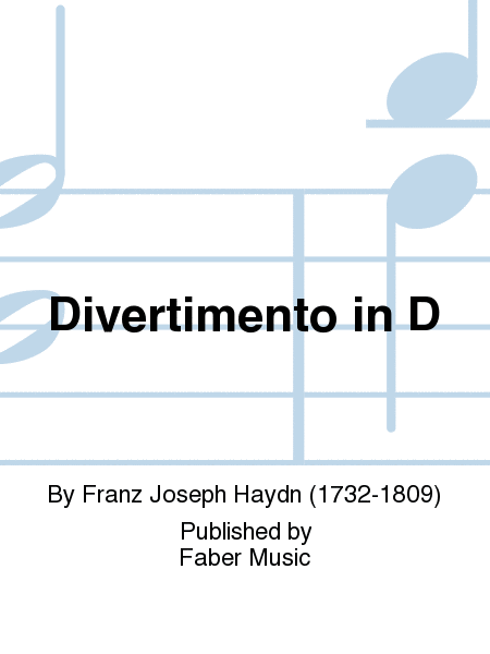 Divertimento in D