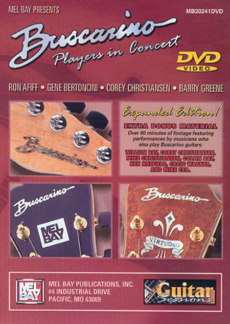 Buscarino Players in Concert Expanded Edition
