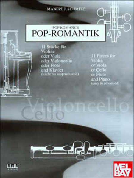 Pop Romance for Cello