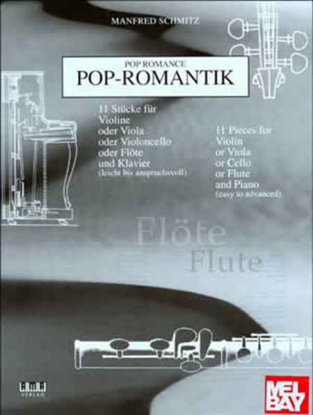 Pop Romance for Flute