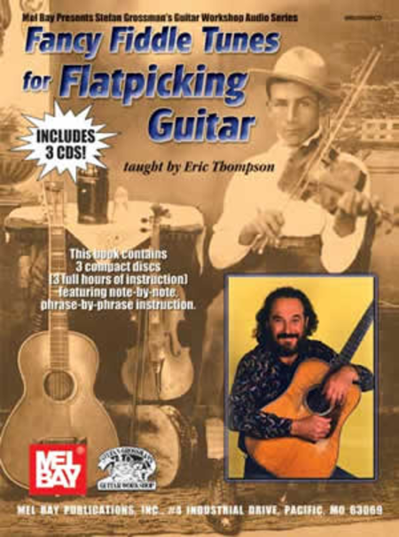 Fancy Fiddle Tunes for Flatpicking Guitar