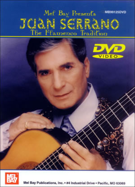 The Flamenco Tradition (DVD)