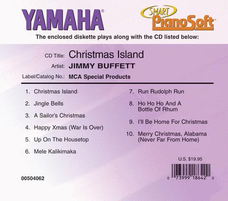 Jimmy Buffett - Christmas Island - Piano Software