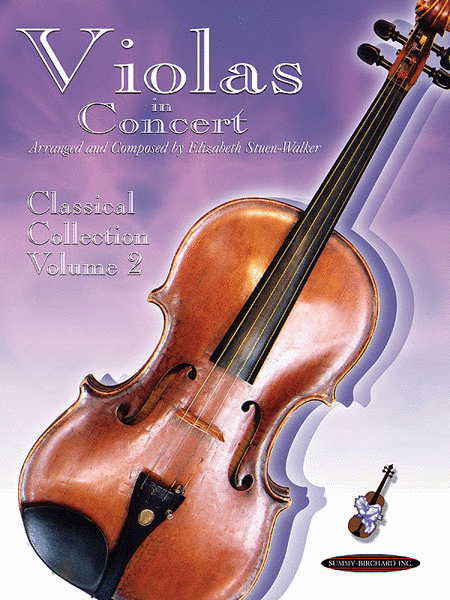 Violas in Concert, Volume 2