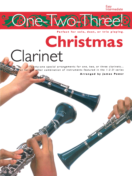 One-Two-Three! Christmas - Clarinet