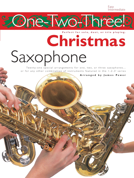 One-Two-Three! Christmas - Saxophone