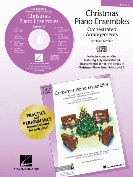 Christmas Piano Ensembles - Level 2 CD