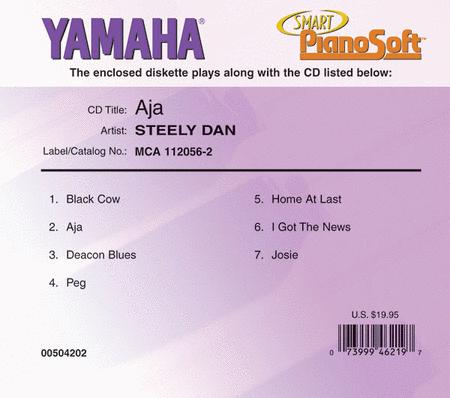 Steely Dan - Aja - Piano Software