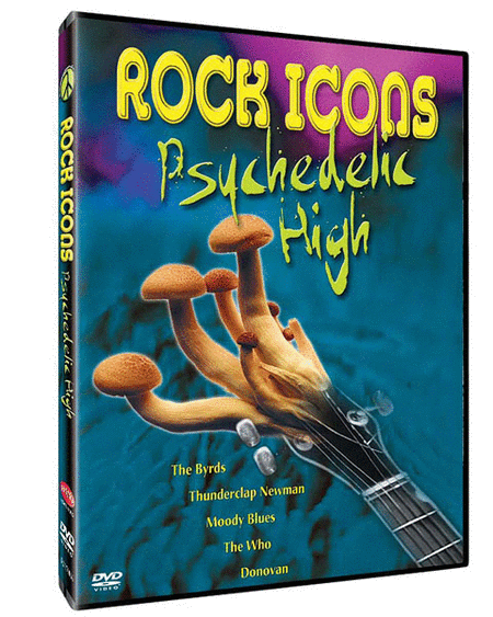 Rock Icons Psychedelic High