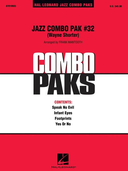 Jazz Combo Pak #32 - Wayne Shorter