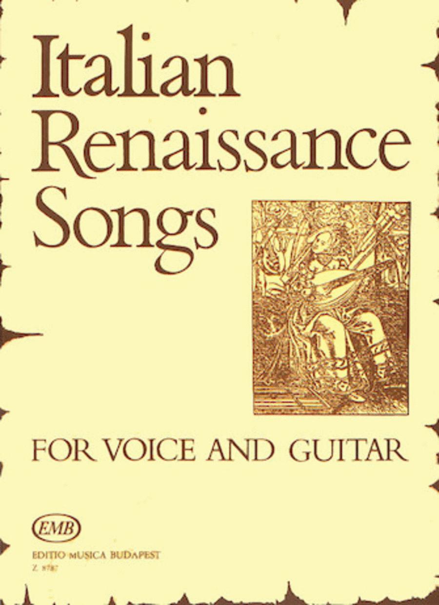 Italian Renaissance Songs
