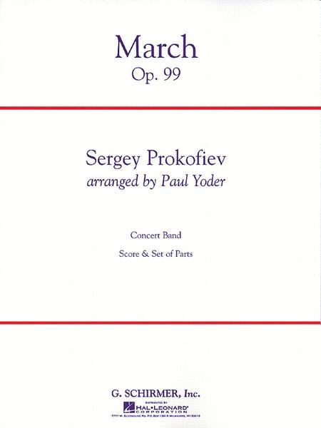 March, Op. 99
