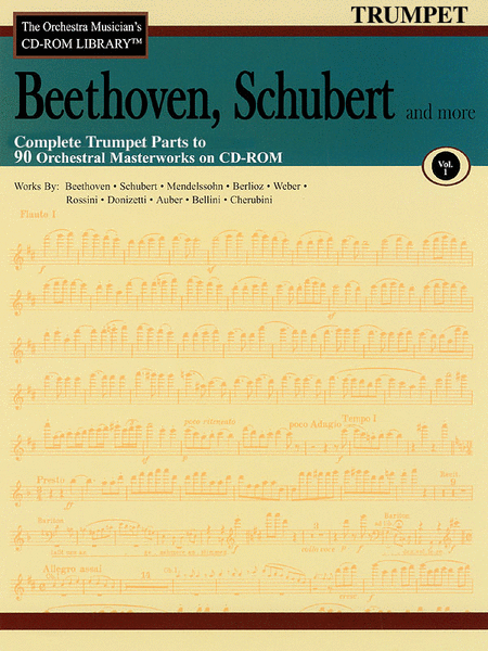 Beethoven, Schubert and More - Volume I (Trumpet)