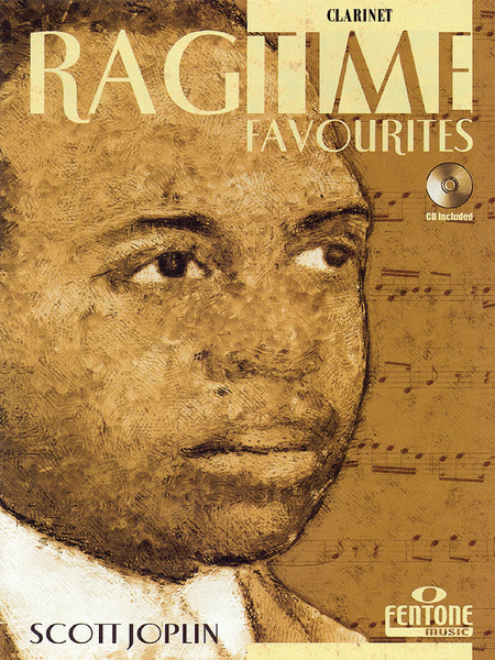 Ragtime Favourites by Scott Joplin - Clarinet (Book/CD Package)