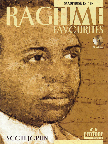 Ragtime Favourites by Scott Joplin - Saxophone (Book/CD Package)