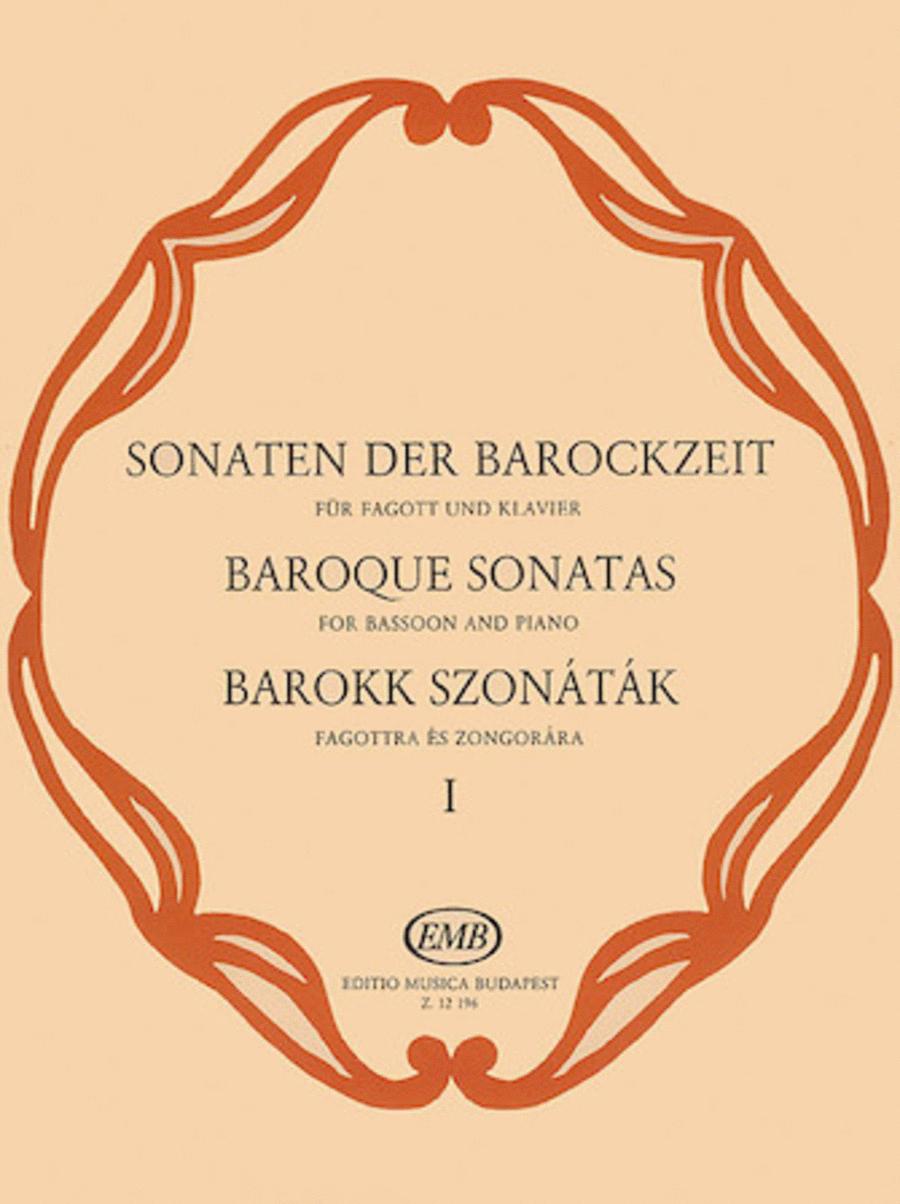 Baroque Sonatas - Volume 1