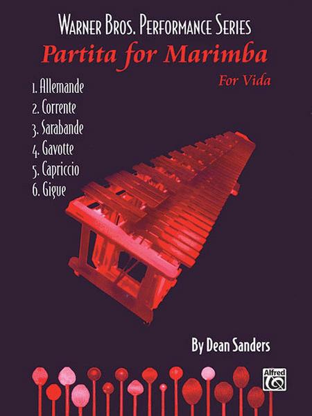 Partita for Marimba