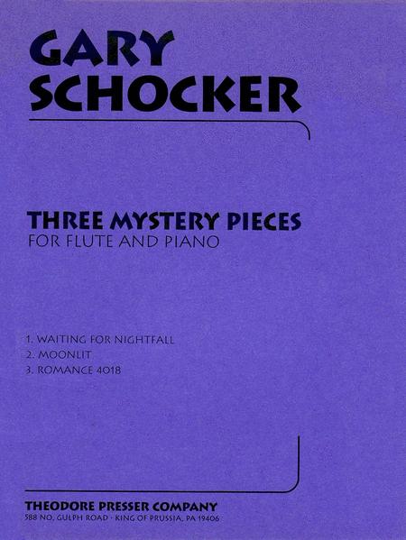 Three Mystery Pieces