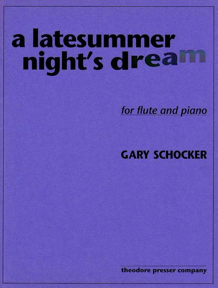 A Latesummer Night's Dream