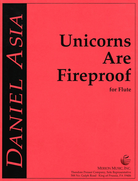 Unicorns Are Fireproof