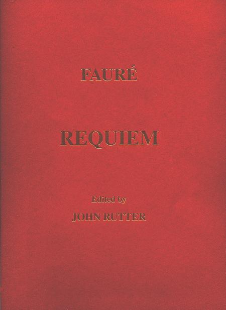 Requiem Faure - Score