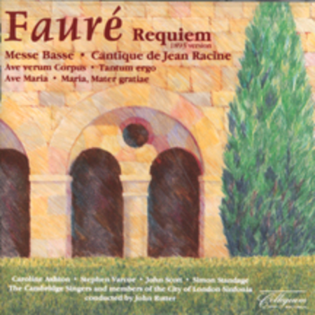 Requiem Faure - CD