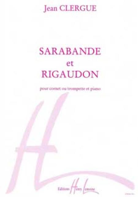 Sarabande Et Rigaudon