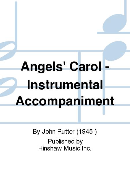 Angels' Carol - Instrumental Accompaniment