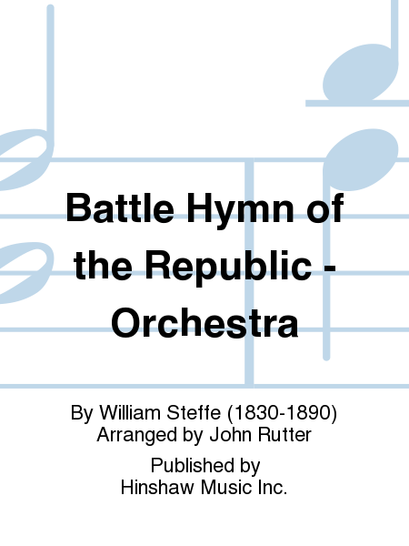 Battle Hymn of the Republic - Orchestra