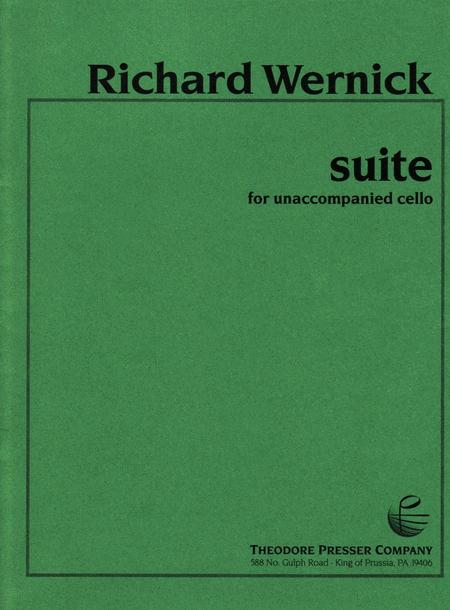 Suite for Unaccompanied Cello