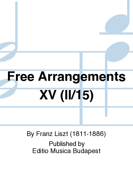 Free Arrangements XV (II/15)