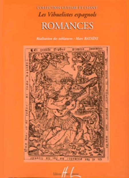 Romances (Coll. Les Vihuelistes Espagnols)