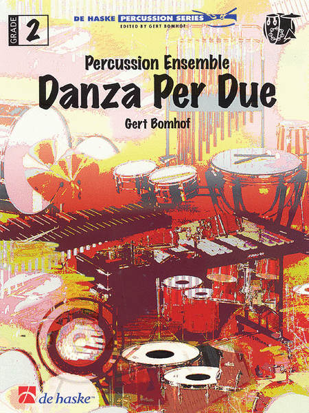 Danza Per Due for Percussion Ensemble