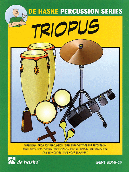 Triopus for Percussion Ensemble