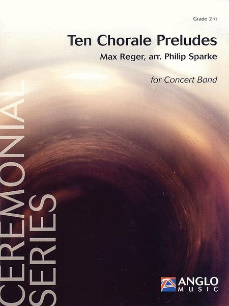 Ten Chorale Preludes