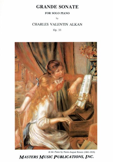 Grande Sonate, Op. 33