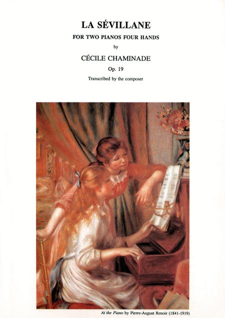 La Sevillane, Op. 19