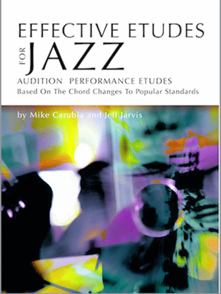Effective Etudes For Jazz - Eb Baritone Saxophone (Book w/CD)