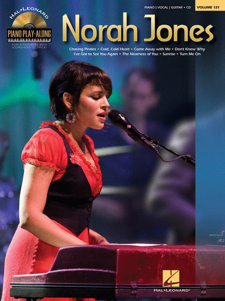 Play Piano With Norah Jones - Book/CD