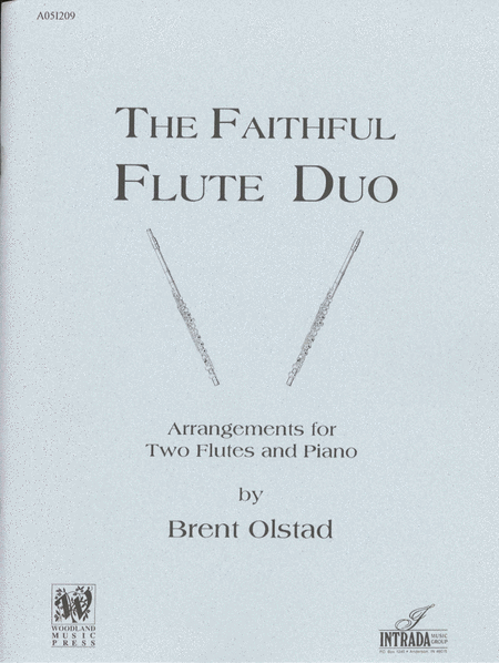 The Faithful Flute Duo - Book 1