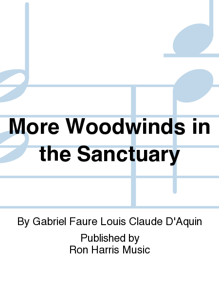 More Woodwinds in the Sanctuary