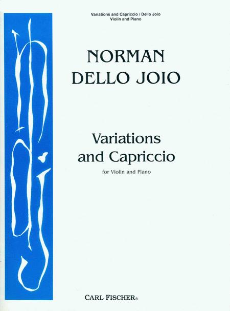 Variations And Capriccio