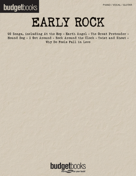 Early Rock
