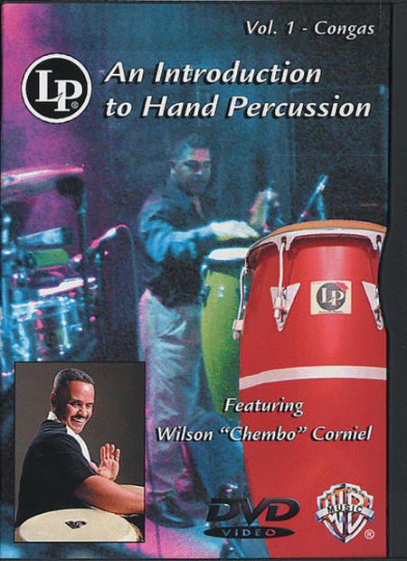 An Introduction to Hand Percussion, Volume 1