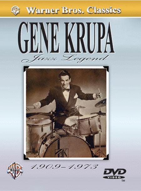 Gene Krupa -- Jazz Legend (1909-1973)