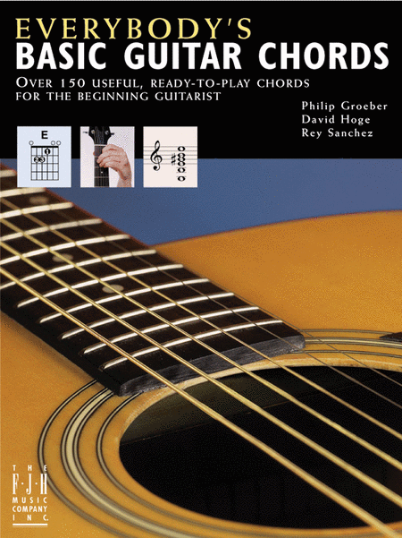 Everybody's Basic Guitar Chords